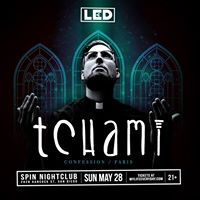 Tchami at Spin Nightclub - Sunday 528  presented by LED