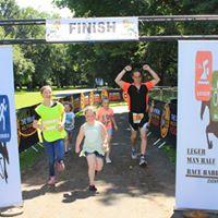 Leger Man Half Distance Triathlon
