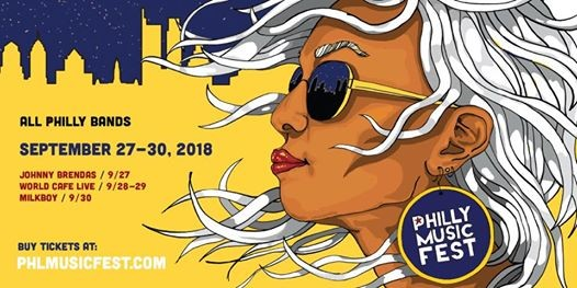 Philly Music Fest ft. Waxahatchee, Low Cut Connie, Vita and The Woolf, Louie Louie, Secret American, and more