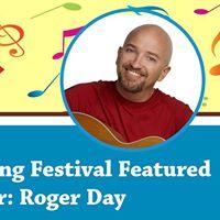 Storytelling Festival Featured Performer Roger Day