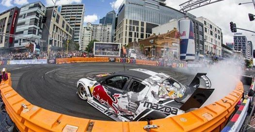 Red Bull Drift Shifters - Liverpool with UKHC