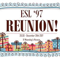 ESL 97 Reunion - 20 Years After