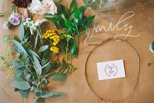 Flower Crown Workshop w Olive & June Floral Co.