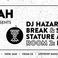 DJ Hazard Break SPMC
