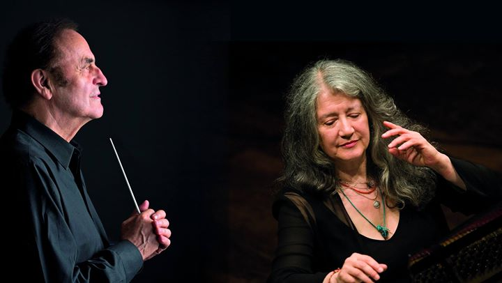 Royal Philharmonic Orchestra - Charles Dutoit - Martha Argerich