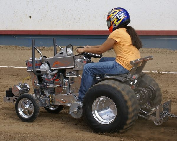 Tractor Pulling Motorcycle : Cgtpa aurora co garden tractor pull at arapahoe county