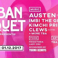 Banquet Presents Austen  Imbi The Girl (Live)