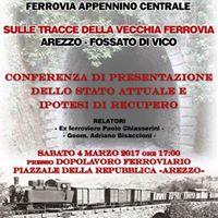 Conferenza FAC Ferrovia Appennino Centrale