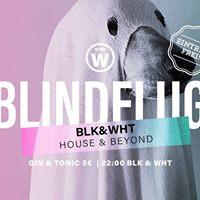 Blindflug - BLK &amp WHT im Wohnzimmer