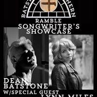 Dean Batstone wSpecial Guest Lynn Miles