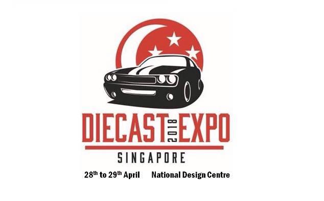 Singapore Diecast Expo 2018