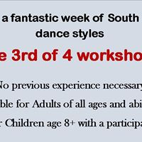 3rd South Asian Folk Dance Session - Book now - Free Event