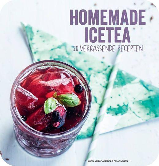 Workshop Homemade Ice Tea ism De Theeblog
