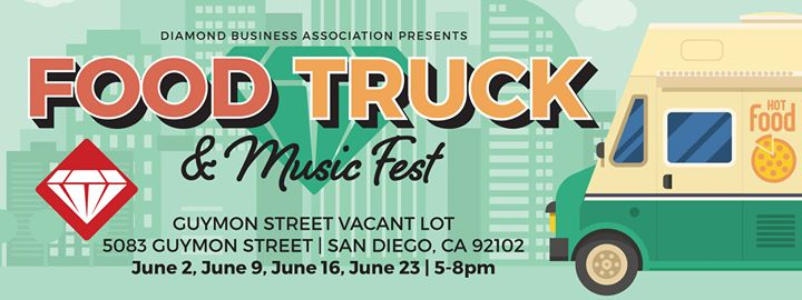Food Truck & Music Fest - Featuring Maestro & Liberation Posse