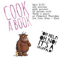 Cook a Book with Edible Explorers - The Gruffalo