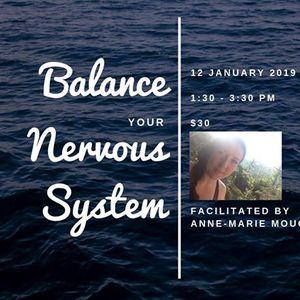 Balance Your Nervous System