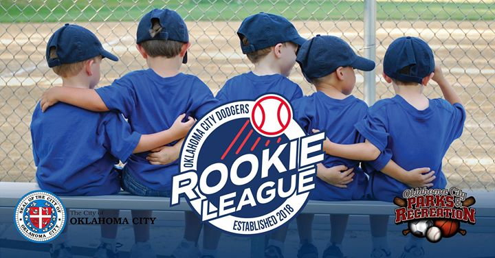 OKC Dodgers Rookie League Registration Event