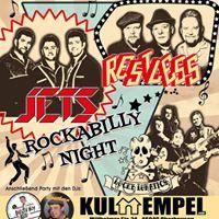 Rockabilly Night - The Jets Restless und Lucky Lunatics