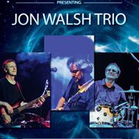 Jon Walsh Blues Trio