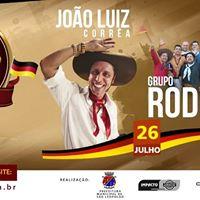 Joo Luiz Corra  Grupo Rodeio  So Leopoldo Fest 2017