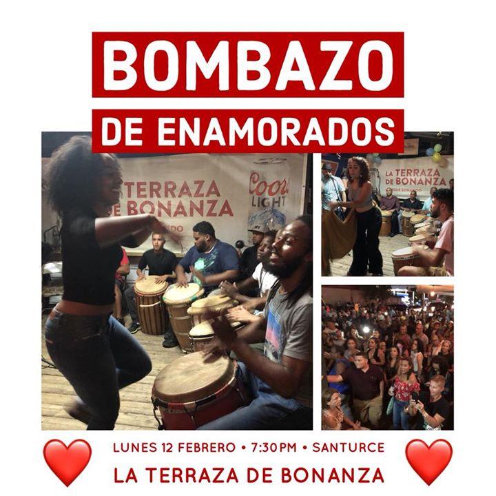 Bombazo De Enamorados At Bonanza El Chinchorro Salsero