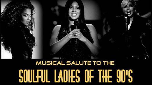 Mary J Blige Janet Jackson & Toni Braxton Cover & Tribute Show