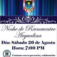 Fiesta de reencuentro 2017 &quotJose Maria Arguedas&quot