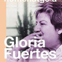 Homenatge a Gloria Fuertes 7 juliol 2017