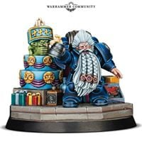 White Dwarf 40th Painting Contest