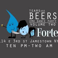 Emo Dance Party vol. 2 at ForteJamestown