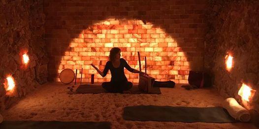 Yin Salt & Sound with Zoey Wren