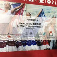 Offerta speciale in occasione del 73 festival Mandorlo in fiore