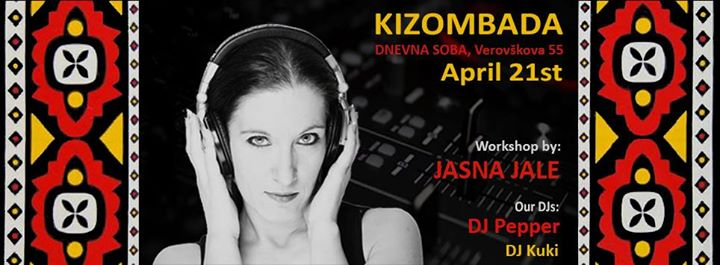 Kizombada 14 - Jasna & DJ Pepper Edition