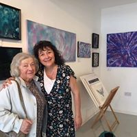 Mother &amp Daughter Exhibition