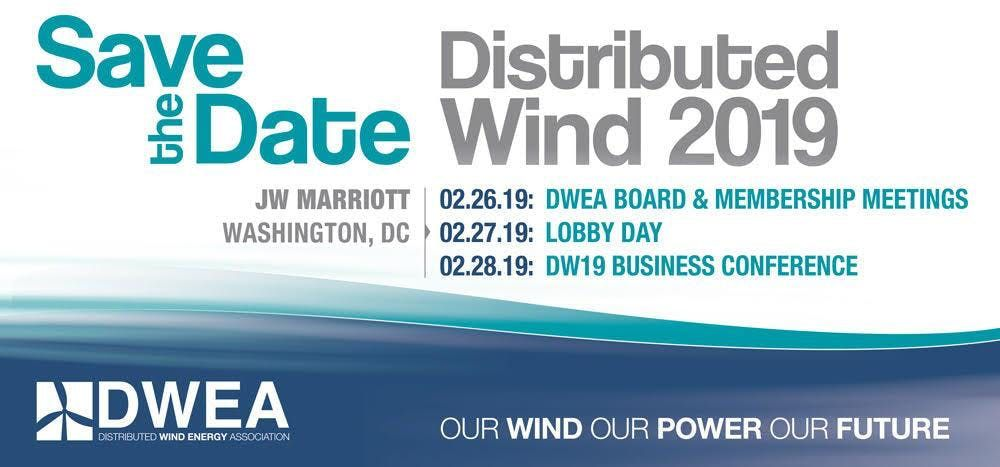Distributed Wind 2019