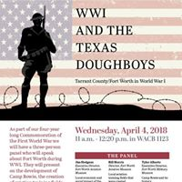 WWI and The Texas Doughboys