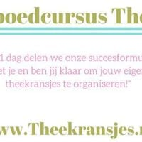 Spoedcursus Theekransjes The Christmas Special(VOL)