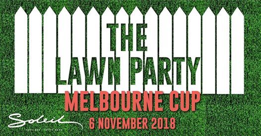 The Lawn Party - Melbourne Cup 2018
