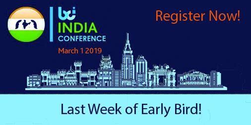 BCI India Conference 2019