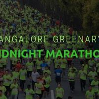 Bangalore Greenary Save Midnight Marathon 2018