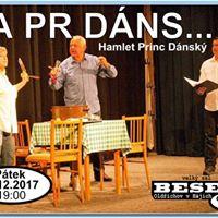 Divadlo Haprdns (Hamlet princ Dnsk) DS Vojan Hrdek n.N.