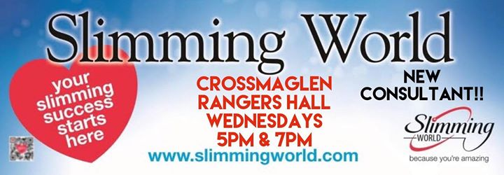 Live Happy With Slimming World At Crossmaglen Rangers Club