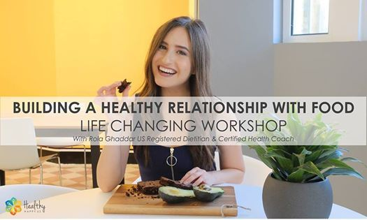 Building a Healthy Relationship with Food