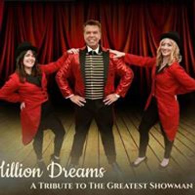 A Million Dreams - The Greatest Showman Tribute Act