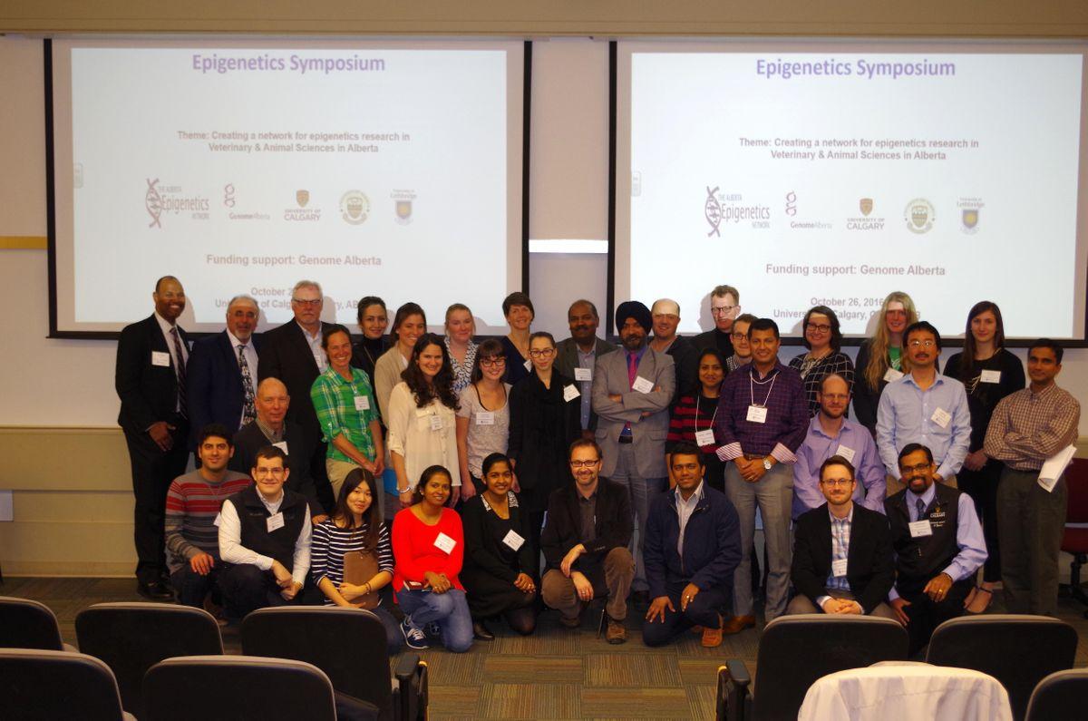 Alberta Epigenetics Network Veterinary Symposium