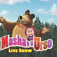 Masha e o Urso no Teatro - Volta Redonda-RJ