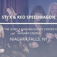 Styx with REO Speedwagon