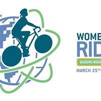 Womens Ride on Queens Blvd