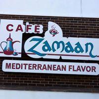 Zamaans Cafe Fundraiser