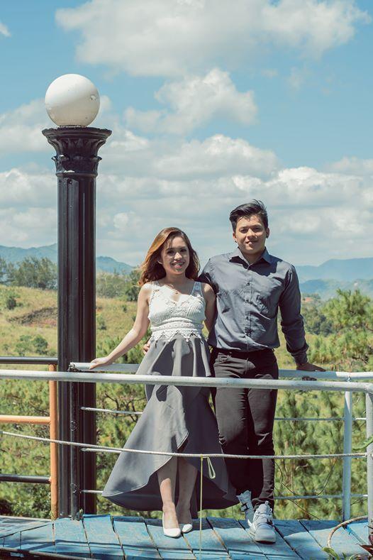 King & Michelle Wedding